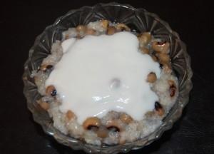 Chè đậu trắng cực ngon với nồi cơm điện