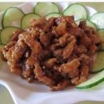 Thịt ba rọi xào mắm ruốc – ngon cơm cho cả nhà