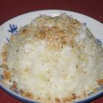 Nấu xôi bắp cực ngon với nồi cơm điện