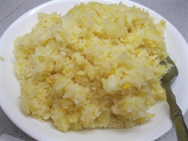 Cách nấu xôi đậu xanh nước cốt dừa bằng nồi cơm điện