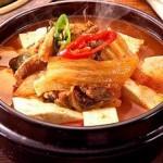 Canh kim chi thịt bò ngon cơm cho ngày mưa