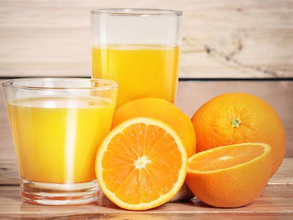 Nước cam mật ong thơm ngon bổ dưỡng
