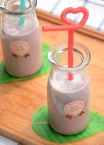 Sữa đậu đỏ thơm ngon bổ dưỡng
