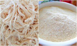Tự làm hạt nêm canh từ thịt gà thơm ngon an toàn tại nhà