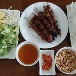 Bún thịt nướng – món ngon cho ngày trở gió